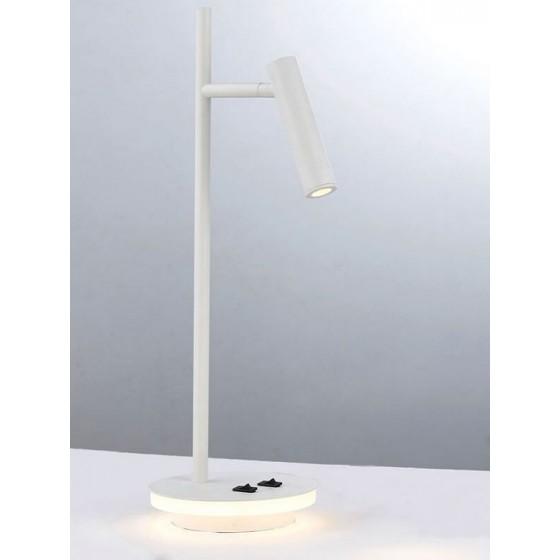 Φωτιστικό γραφέιου LED  με έμμεσο φωτισμό από τη βάση
