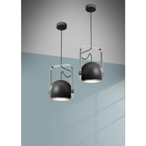 Κρεμαστή μπάλα αλουμινίου Ø18cm