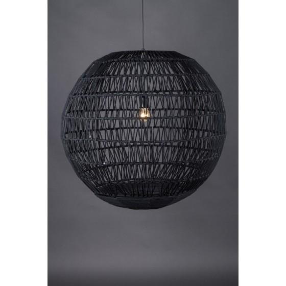 Μαύρη μπάλα από σχοινί