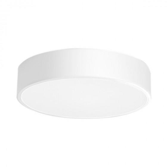 Πλαφονιέρα οροφής LED 21W Ø30cm λευκή