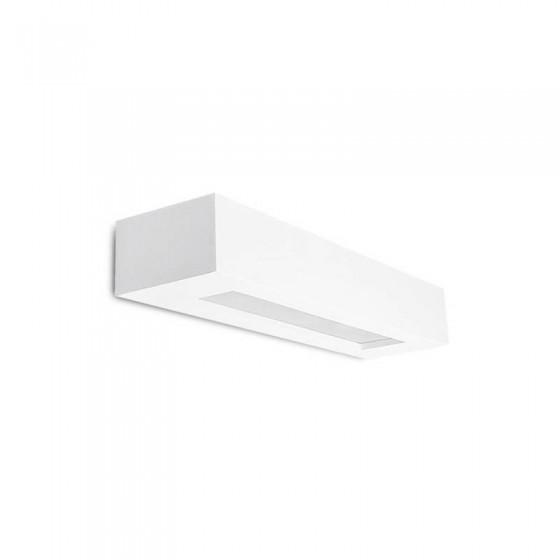 Γύψινη ορθογώνια απλίκα τοίχου E14