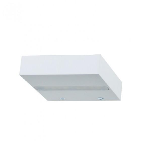 Απλίκα ράφι με LED στην πλατιά πλευρά