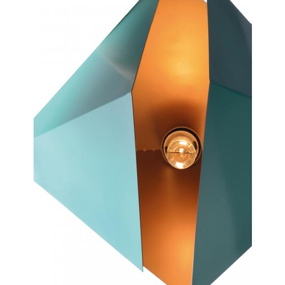 Μοντέρνο κρεμαστό με πολυγωνική καμπάνα ACA