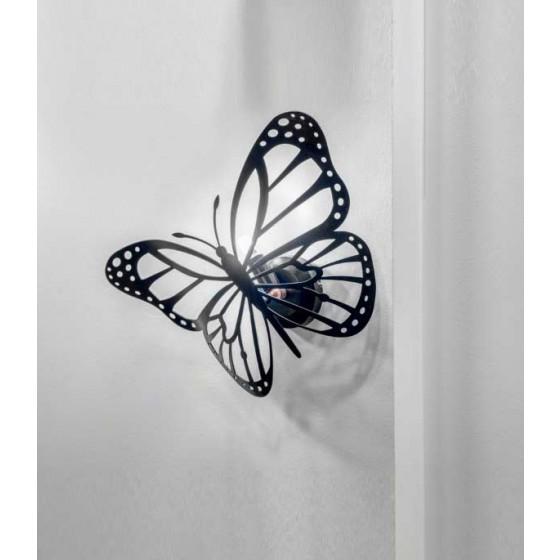 Απλίκα τοίχου πεταλούδα