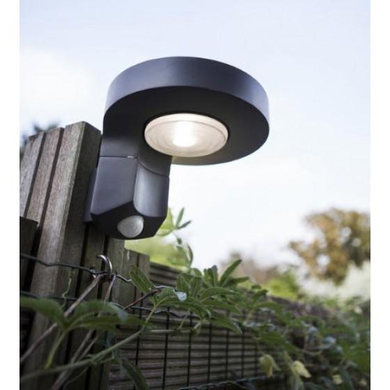 Γωνιακή απλίκα ηλιακή με αισθητήρα κίνησης