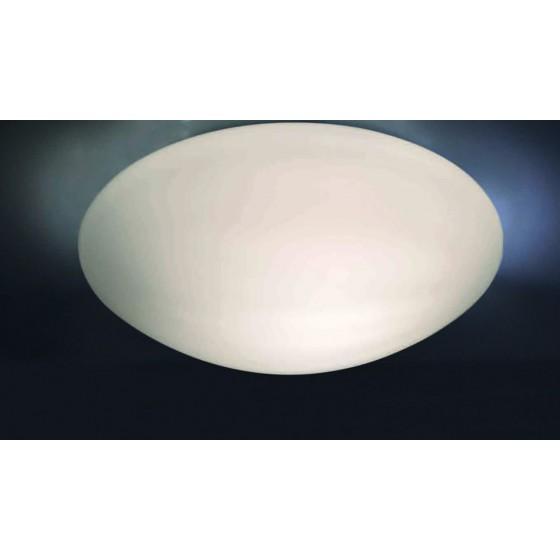 Λευκή πλαφονιέρα από pmma ACA