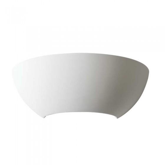 Λευκή γύψινη απλίκα 30cm Up&Down