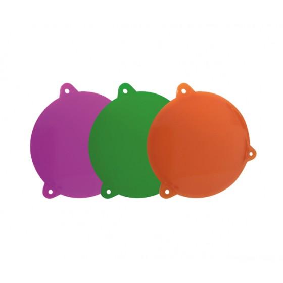 Χρωματιστά καλύμματα φακών ACA