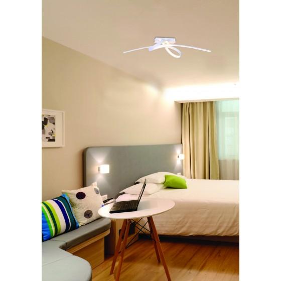 Μοντέρνο φωτιστικό οροφής LED