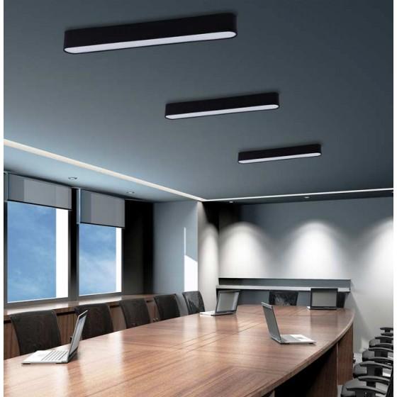 Υφασμάτινη πλαφονιέρα LED