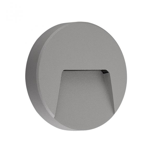 Στρογγυλή απλίκα Ø13.5cm κάθετου φωτισμού LED
