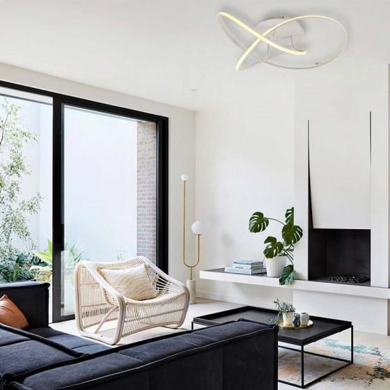 Φωτιστικό οροφής Ø60cm LED dimmable