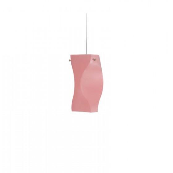 Μονόφωτο κρεμαστό από PVC 38cm