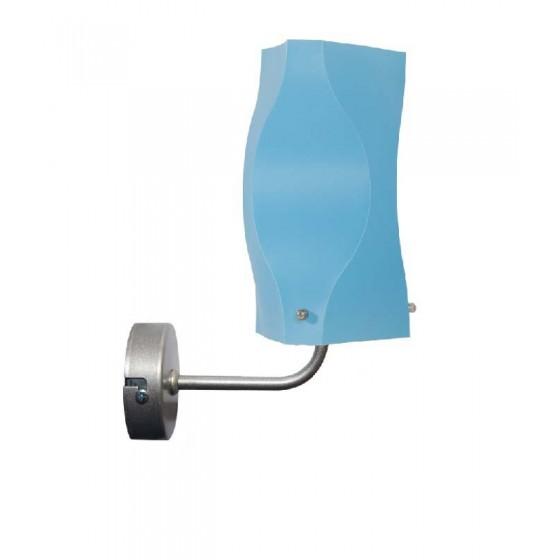 Μοντέρνα απλίκα από PVC Ø14cm