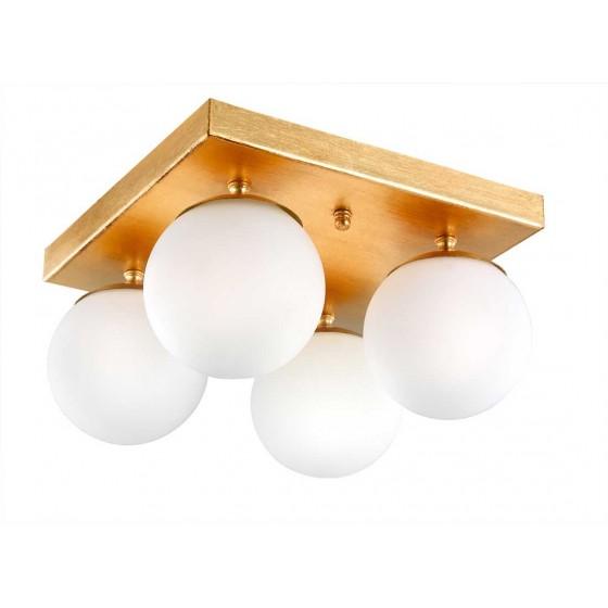 Τετράφωτο οροφής 30x30cm