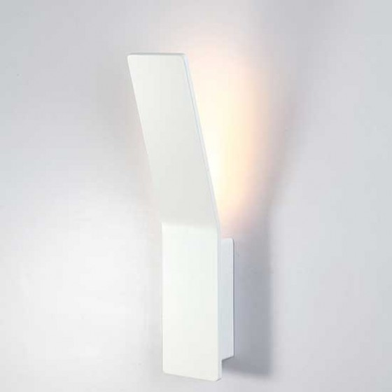Απλίκα LED 41cm με μικρή κλίση μπροστά