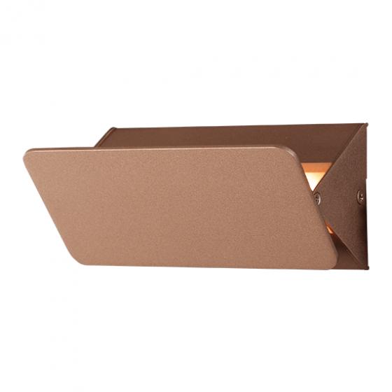 Γραμμική απλίκα LED 16cm μεταβλητής γωνίας φωτισμού