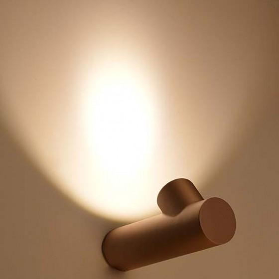 Κυλινδρική απλίκα έμμεσου φωτισμού ACA