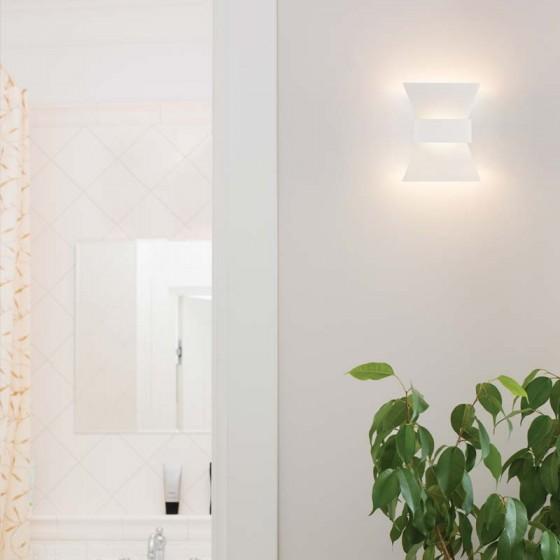Μοντέρνα απλίκα έμμεσου φωτισμού LED ACA
