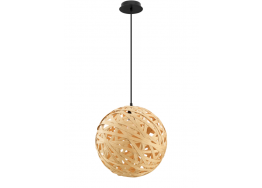Κρεμαστή μπάλα από λινό ύφασμα