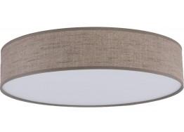 Υφασμάτινη διάτρητη πλαφονιέρα Ø60cm