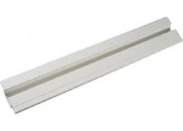 Γύψινη χωνευτή trimless ευθεία 100x17cm με υποδοχή για λεντοταινία