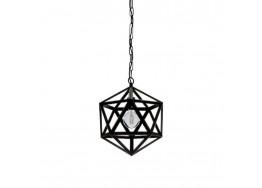 Κρεμαστό πολυγωνικό φωτιστικό 30x37cm