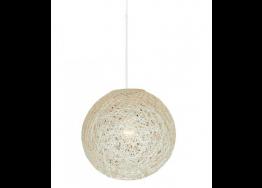 Υφασμάτινη βαμβακερή μπάλα εκρού