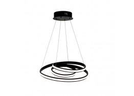 Κρεμαστό ελικοειδές φωτιστικό LED Ø37cm