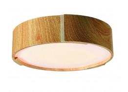 Στρογγυλή πλαφονιέρα οροφής LED μεταλλική