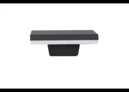 Τετράγωνη απλίκα 15x15cm στεγανή LED