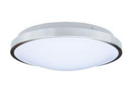 Κυκλικό φωτιστικό σε αλουμίνιο πλαίσιο 12W ACA