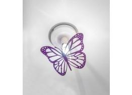 Φωτιστικό οροφής πεταλούδα 15x15cm μονόφωτο G9