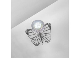 Χωνευτό σποτ οροφής πεταλούδα