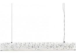 Κρεμαστό φωτιστικό LED λευκό μωσαικό 91cm