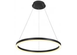 Φωτιστικό αλουμινίου LED δαχτυλίδι Ø60cm