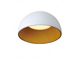 Πλαφονιέρα οροφής LED εσωτερικά ξύλινη Ø68cm