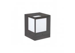 Ανθρακί στεγανός κύβος δαπέδου 22x22cm