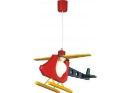 Κρεμαστό παιδικό φωτιστικό ελικόπτερο Ø50cm