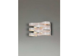 Απλίκα από πλαστικοποιημένη κορδέλα 25x18cm