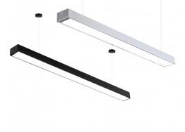 Γραμμικό φωτιστικό LED 120x7cm