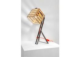 Επιτραπέζιο με ξύλινη κεφαλή 15x15cm