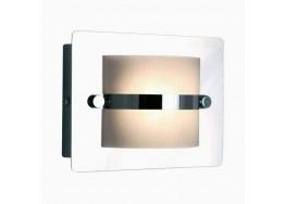 Ορθογώνια στεγανή απλίκα LED