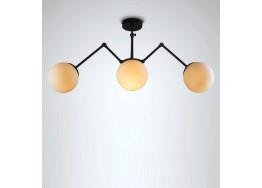 Φωτιστικό ημιοροφής με κινούμενα μπράτσα