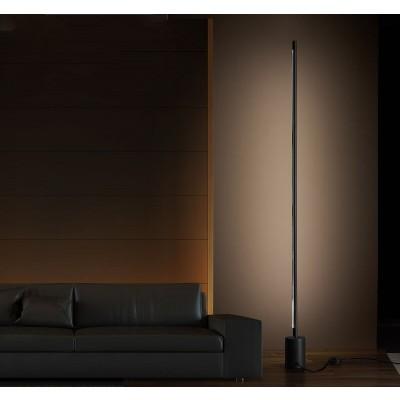 Στήλη δαπέδου ύψους 190cm LED με ποδοδιακόπτη