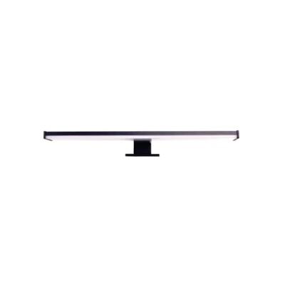 Γραμμική απλίκα καθρέφτη LED μαύρη