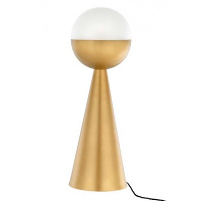 Επιτραπέζιο φωτιστικό με κεφαλή μπάλα Ø15cm