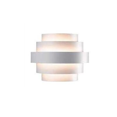 Πολυεπίπεδη απλίκα LED 19x15cm στεγανή