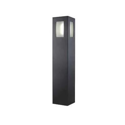 Στεγανό φωτιστικό κολωνάκι αλουμινίου 90cm
