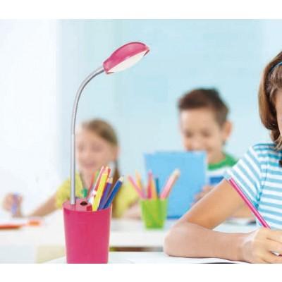 Παιδικό φωτιστικό γραφείου LED με μολυβοθήκη